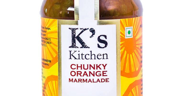 Citrus & Ginger Marmalade
