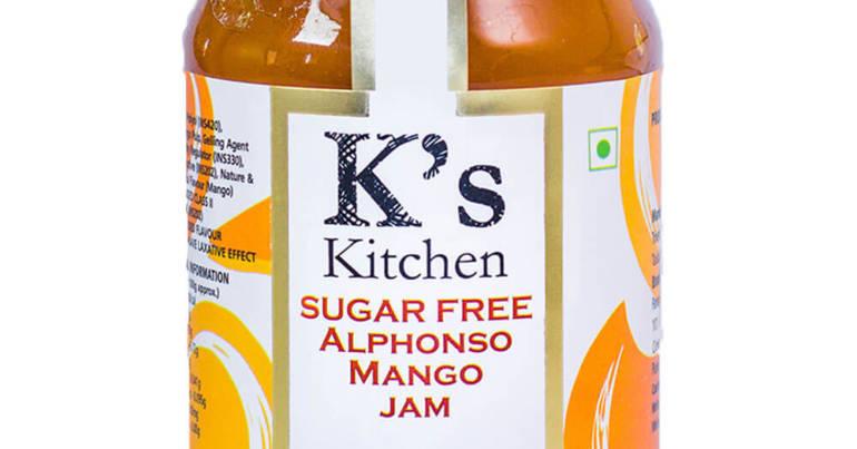Sugarfree Jamun Jam